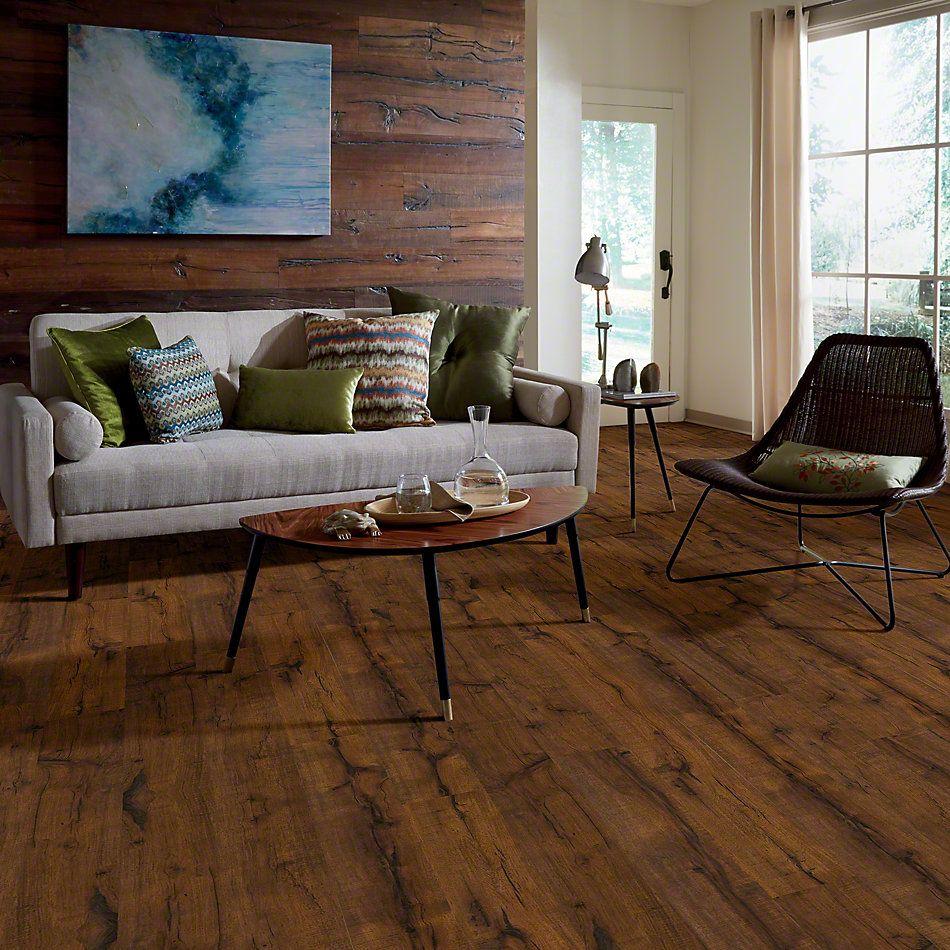 Landmark Hickory Laminate floor | Budget Flooring, Inc.