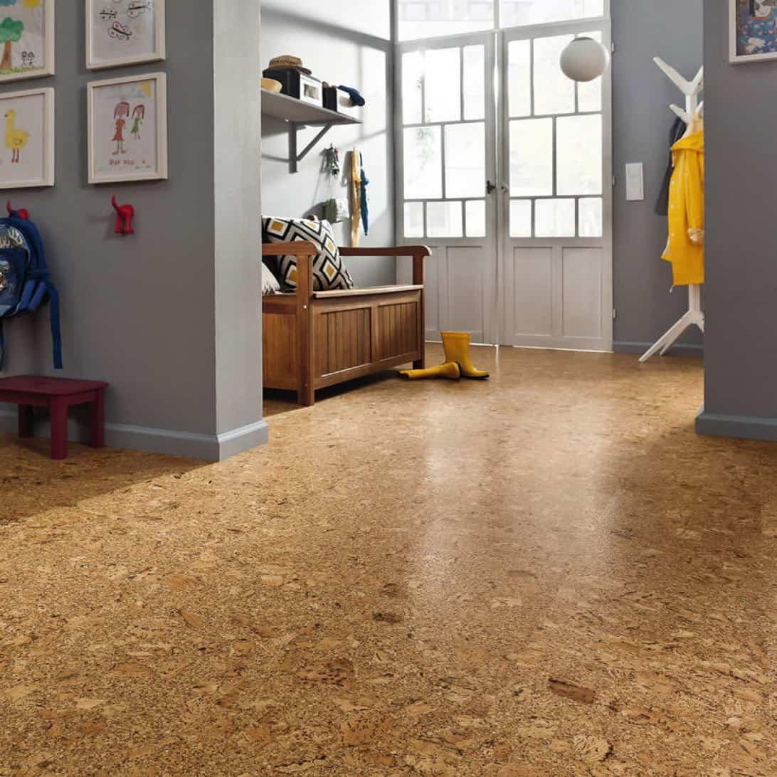 Cork flooring | Budget Flooring, Inc.